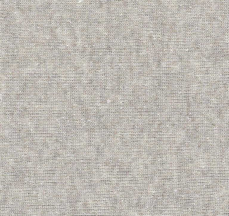 9653 - Cotton/polyester 1 x 1 rib - Oatmeal